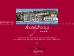 Hotel Parigi - Bordighera