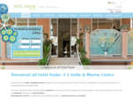 Hotel 3 Stelle Rimini Marina Centro | Hotel Radar - Rimini (Rn)