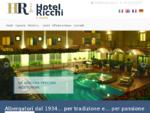 Hotel Fiera Rimini 3 Stelle Alberghi Rimini con Piscina - Hotel Ricchi