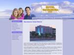 Hotel Rimini sul lungomare, Sacramora hotel con apertura annuale - Presentazione