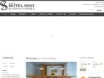 Hotel Sissy Καμμένα Βούρλα - Φθιώτιδα - Ξενοδοχείο δίπλα στη θάλασσα
