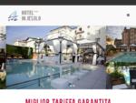 Hotel 3 stelle Jesolo Lido - Albergo a Lido di Jesolo - Hotel Ute