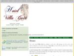 Rental room in Taormina - Hotel Villa Gaia - Rooms in Taormina - Budget Hotel - official site