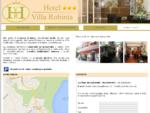 .... HOTEL RISTORANTE VILLA ROBINIA ... - Genzano di Roma - Castelli Romani Alberghi Ristoranti ...