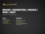 Graphic design Nelson NZ, web site design, branding - Designers for business - Hothouse ...