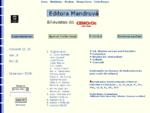 Editora Mandruvá