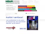 Dipl. ing. Houm AS - Laboratorieutstyr og instrumenter - Teknisk kompetanse siden 1926