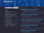 HOUSE. ie