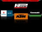 HPmoto - KTM - SUZUKI - KAWASAKI - MOTOCYKLE - CROSS