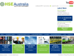 Occupational Hygiene, Air and Noise Monitoring. Asbestos Safety HSE Home
