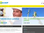 HSK Sähkö on täyden palvelun sähköurakoitsija - HSK Sähkö Oy