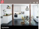 HTH Køkkener - Garderobeskabe, badeværelser og køkkener