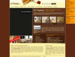Podlahové krytiny - dřevěné podlahy, parkety HT Parket