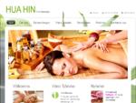 Hua Hin Thai massage i Göteborg Partille och Borås