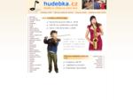 Hudebka. cz - výuka hudby, soukromé hudební lekce. Databáze učitelů.