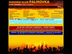 Hudební klub Palmovka - Country club Rikatádo - Živá hudba, koncerty různých žánrů a kapel
