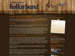 Kollarband - Hudobná skupina na svadbu, ples, tanečnú zábavu.