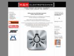 H&H Elektrotechnik Stumm GmbH - Der Elektriker im Zillertal