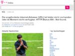 Homepage der Ersten Herdorfer Hunnenhorde