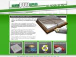 Building construction - waffle pods | Hunter Pod Supplies