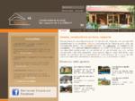 Husala - Constructions en Bois - Carports - Mulhouse - Alsace - Accueil