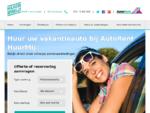 Autoverhuur, autohuur en auto huren | AutoRent HuurMij
