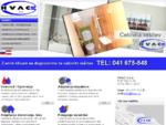Vodovod, ogrevanje, klima, adaptacije, obnova, kopalnice, hiše, stanovanja - HVAC d. o. o.