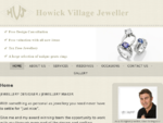 Howick Village Jewellery Designer Jewellery maker, Engagement and Wedding Rings, Auckland, New .
