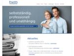 HVM | Versicherungsmakler GmbH - Content Menü