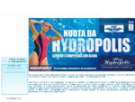 Hydropolis - Centro natatorio di Poggiardo (LE), piscina, scuola nuoto, corsi