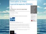 Gwenaëlle LE PABIC Hypnothérapeute RENNES