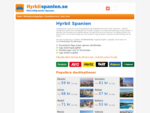 Hyrbil Spanien | Biluthyrning Spanien (Billig)