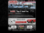 I-Deal Toys and Autos Inc. St. Thomas. Classic Car Sales and Service.