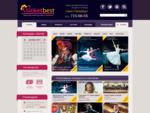 TicketBest - заказ и доставка билетов на концерты и в театры Санкт-Петербурга