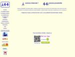 Agence i44 - l'agence immobilière en ligne proche de chez vous