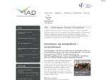 iAD - information Access Disruptions — iAD Centre
