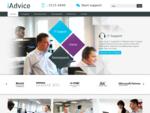 iAdvice er eksperter i IT-support, Visma Business og kasseapparateriAdvice 8211; IT solution ...