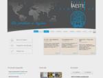 Iaeste Slovenija | IAESTE Slovenija Strokovne prakse v tujini 8211; Na prakso v tujino.