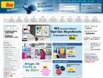iba Büromaterial - günstiger Bürobedarf für Firmenkunden schnell gratis geliefert