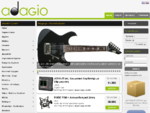 Adagio - Μουσικά όργανα, Professional audio, κιθάρες, πιάνα, πνευστά, κρουστά, Ενισχυτές, ...