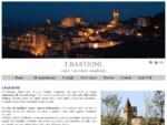 Home - I Bastioni Anghiari Casa Vacanze