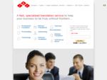 Agenzia di Traduzioni Professionali. IBE - Milano