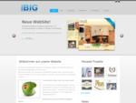 Werbeagentur IBIG | Full Service {Design Print Web Hosting} | Kaltern | Design Studio