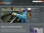 Norspray - utstyr til overflateindustrien
