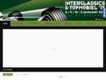 InterClassics-TopMobiel - Het grootste oldtimerevenement van de Benelux | MECC Maastricht | ...