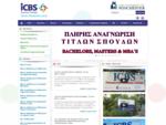 ICBS BUSINESS SCHOOL
