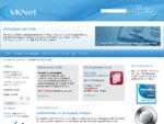 Willkommen bei VKNet - VKNet, Inh. Volker Kinkelin