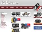 Ice Audio AS | Importoslash;r av Brax - Cadence - Focal - Helix - Ground Zero