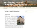 Istituzione Culturale ed Educativa Castiglionese