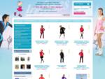 Интернет-магазин одежды и товаров для фигуристов. Детская термо одежда, платья и спортивные костюм
